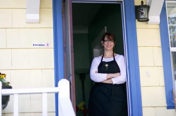 Karen Choules owner of Carlton Inn B&B