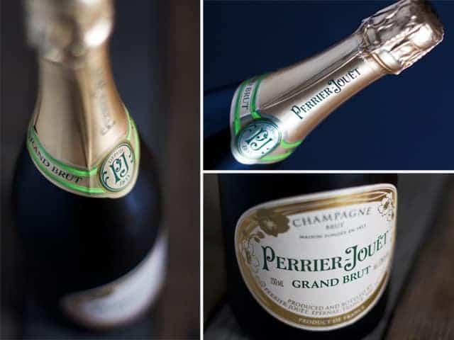 Perrier Jouët 'Grand-Brut' Champagne NV