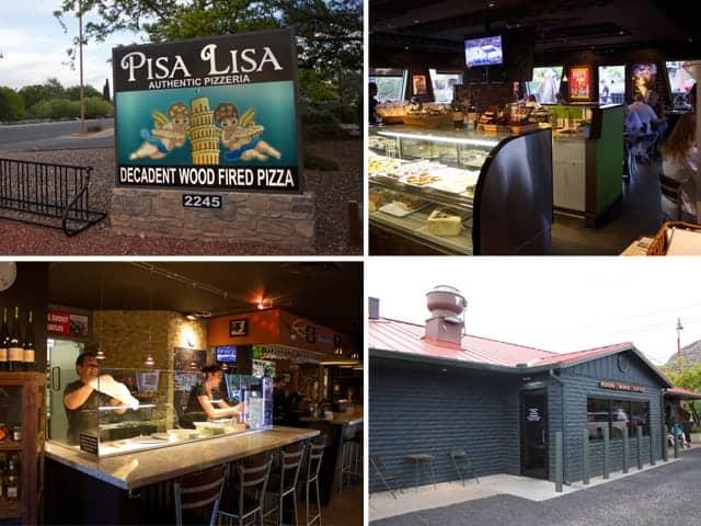 Pisa Lisa, Sedona Arizona