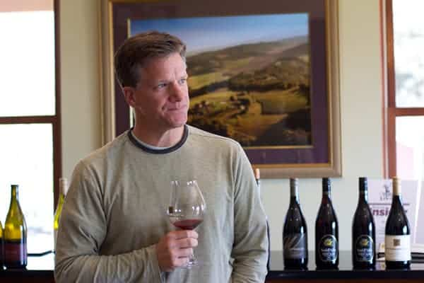 Scott Neal, Proprietor and Winemaker Coeur de Terre