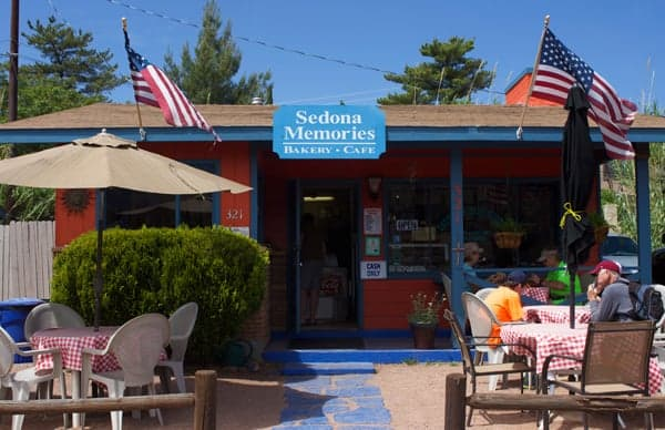 Sedona Memories Bakery and Cafe, Sedona, Arizona