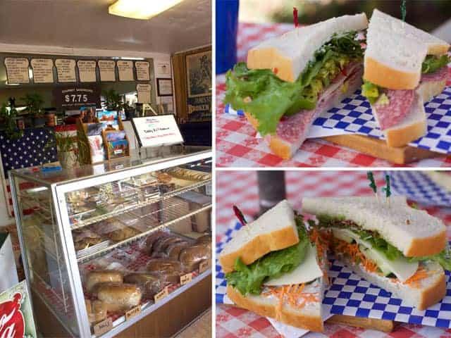 Sedona Memories Sandwiches