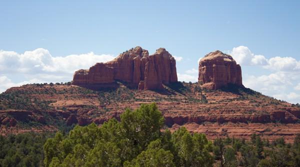 Views from Sedona Arizona