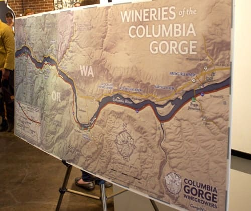 Wineries of the Columbia Gorge