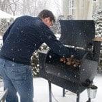BBQ Corner 14, grilling year-round