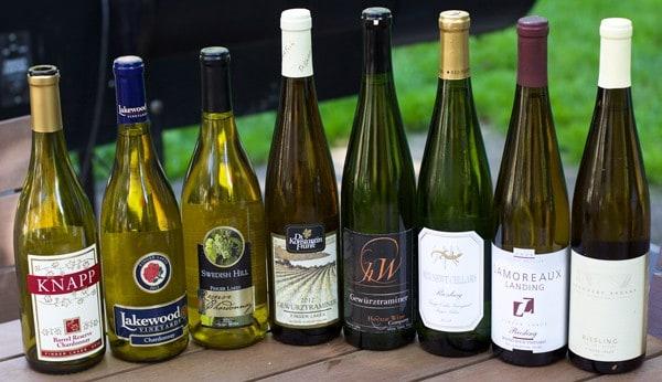 Finger Lakes White Wines