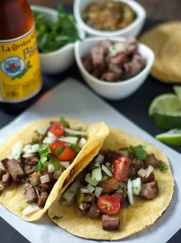 Uses for leftover smoked beef brisket – Smoked Beef Brisket Tacos