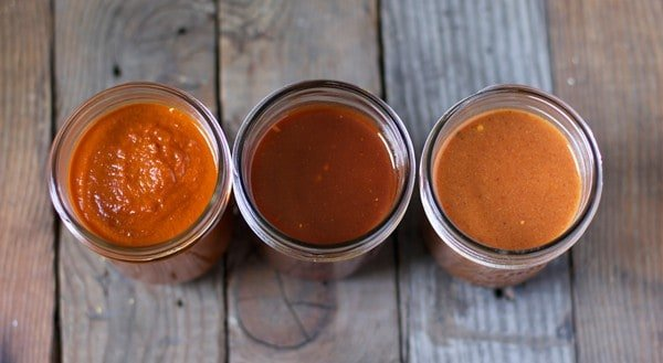 Different Styles of BBQ Sauces and a Recipe for Each