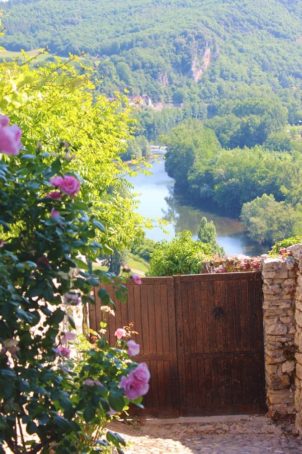 Beautiful Scenery in Cahors