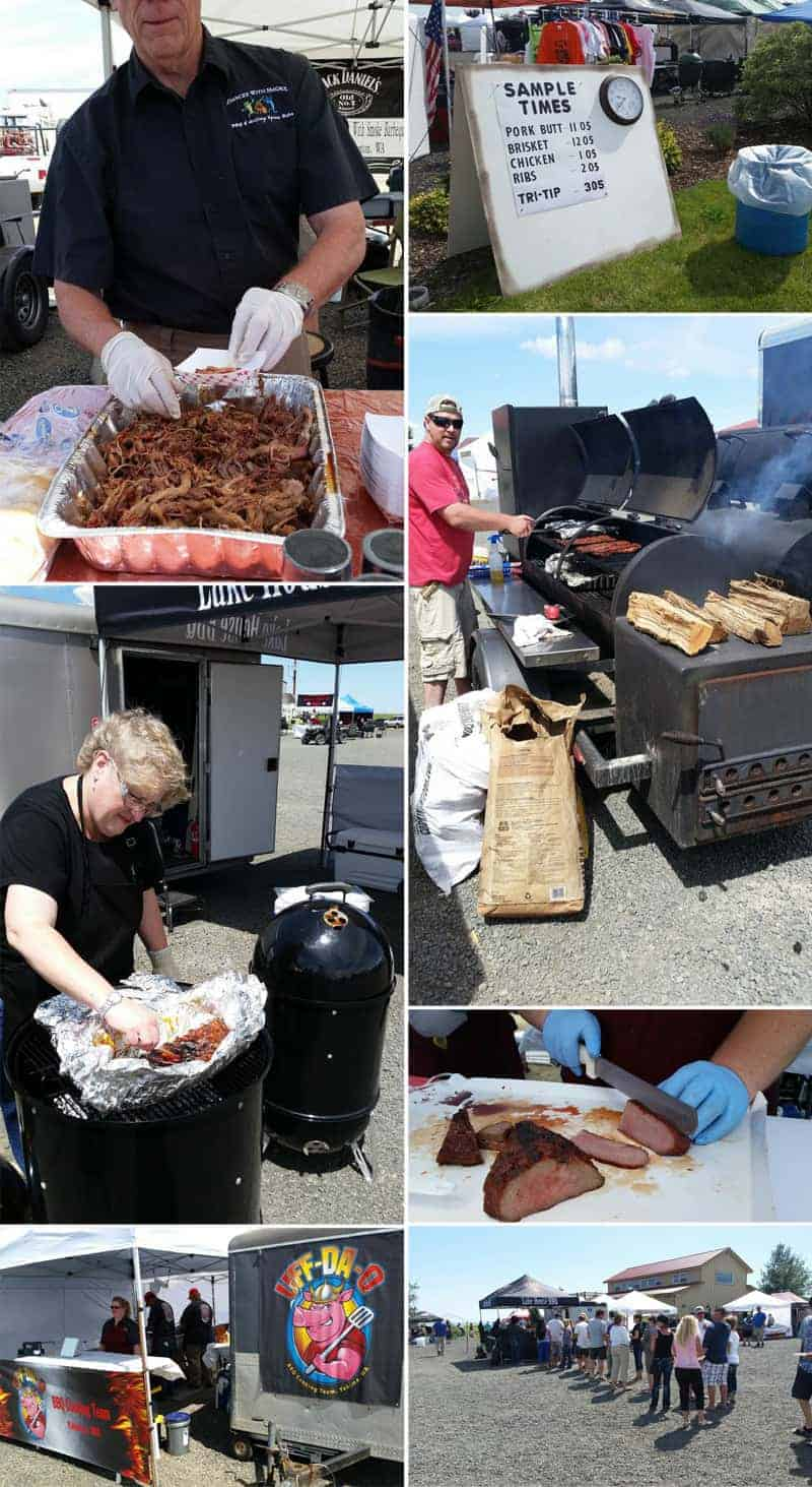 McKinley Springs BBQ Showdown & Benefit