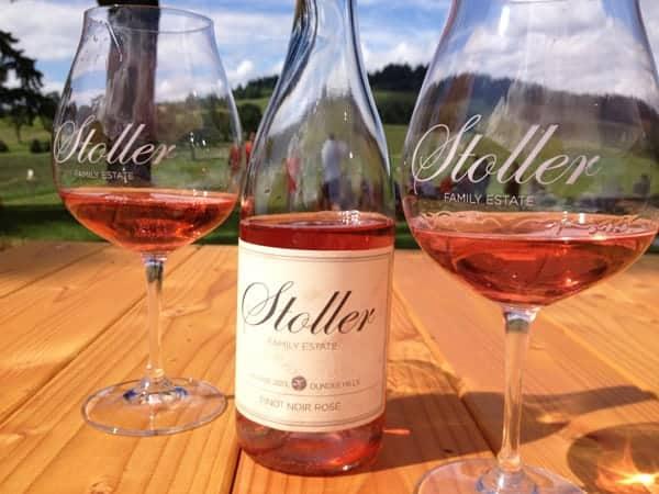 2013 Stoller Dundee Hills Pinot Noir Rosé