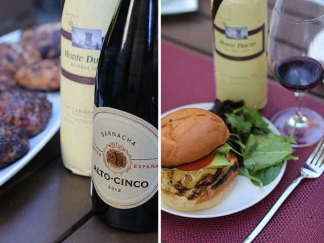 Pairing Burgers with Wines from Cariñena, Spain
