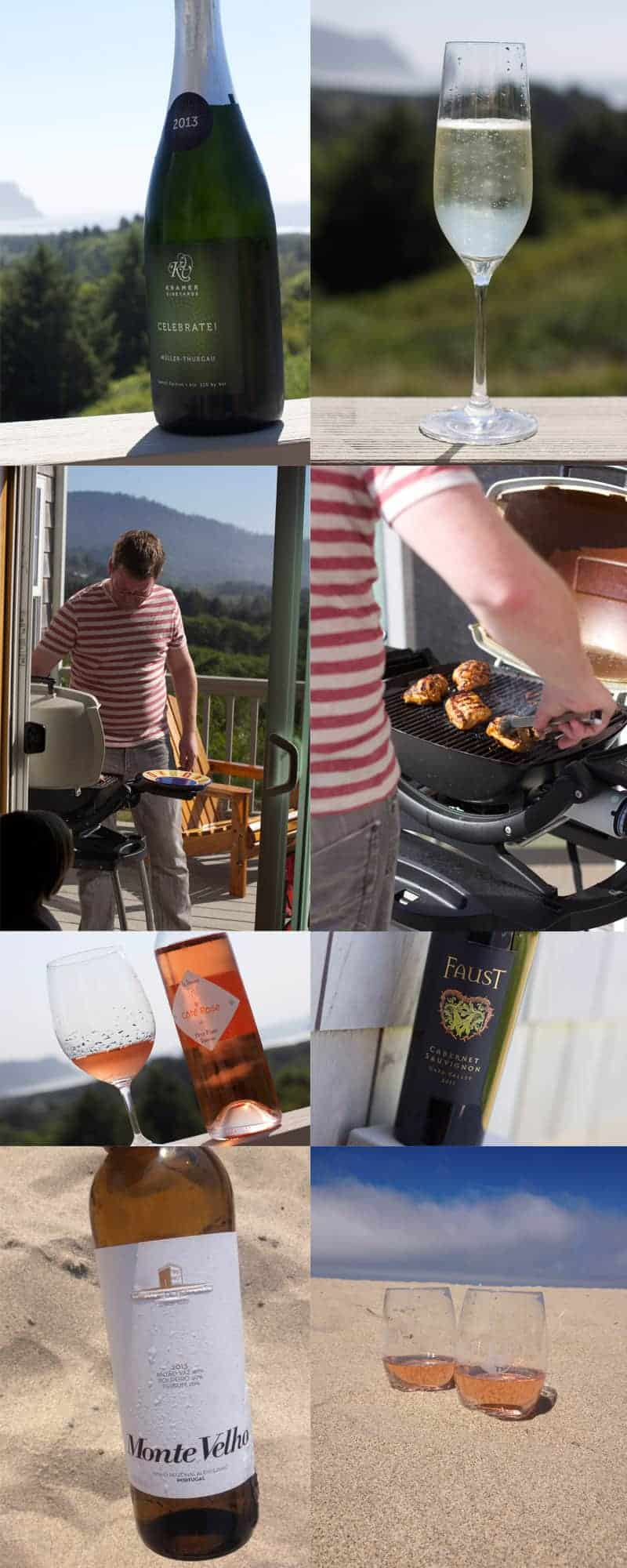 Food and Wine in Neskowin