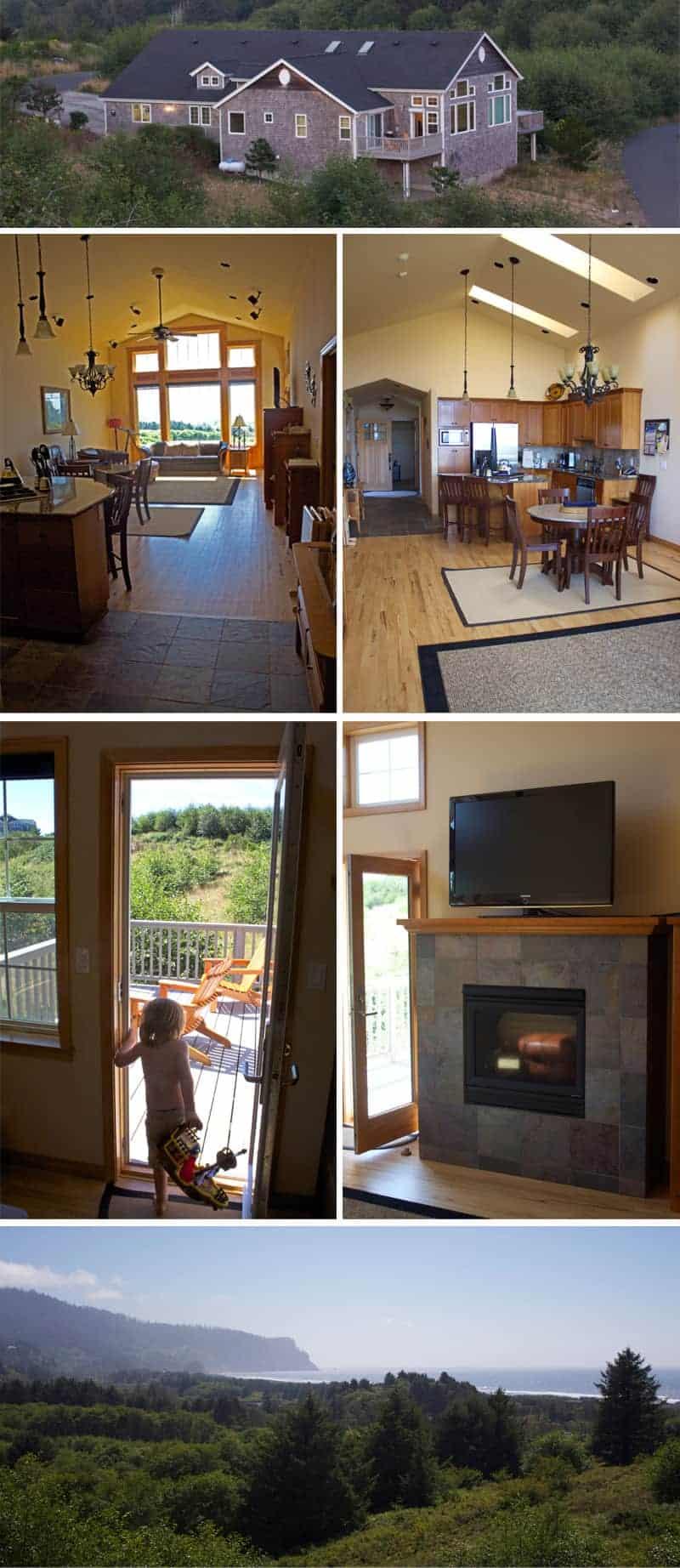 Beach Rental Property in Neskowin Oregon
