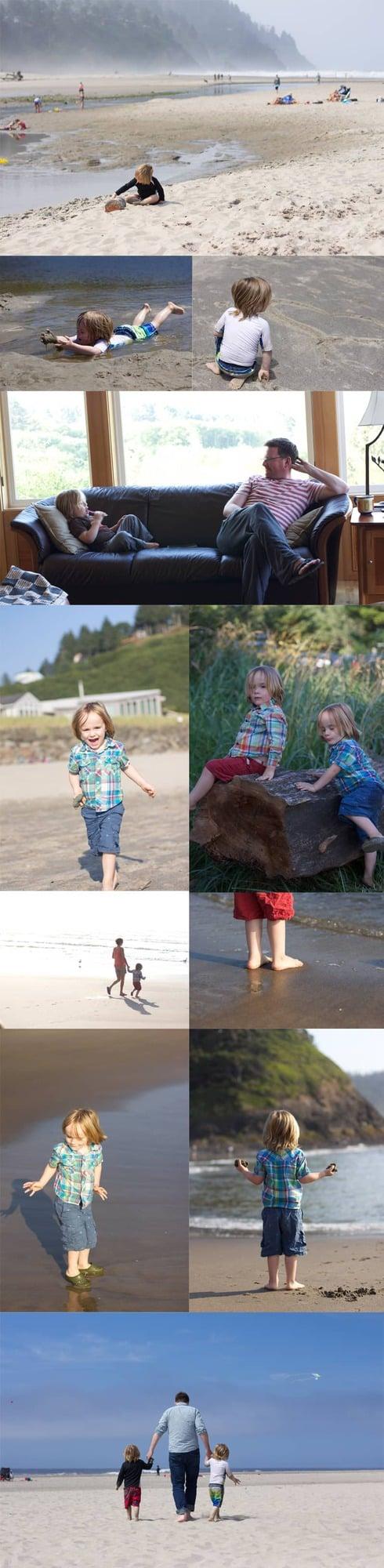 The Beach in Neskowin, Oregon