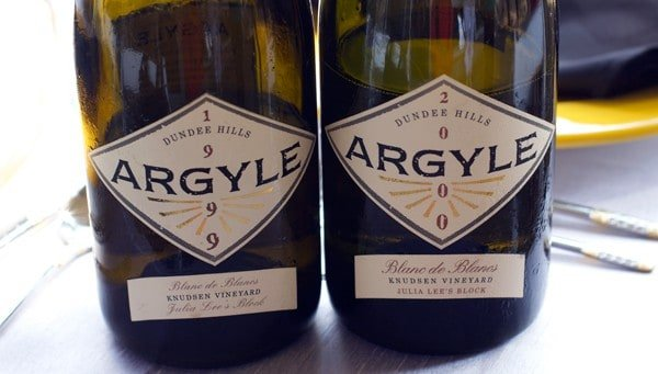 Argyle Knudsen Vineyards Julia Lee's Block Sparkling Wine