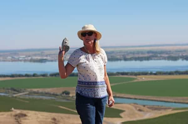 Mimi Nye, Vineyard Manager, Canoe Ridge Vineyard
