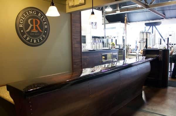 Rolling River Spirits Tasting Room