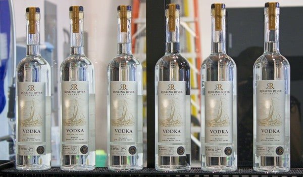 Rolling River Spirits Vodka