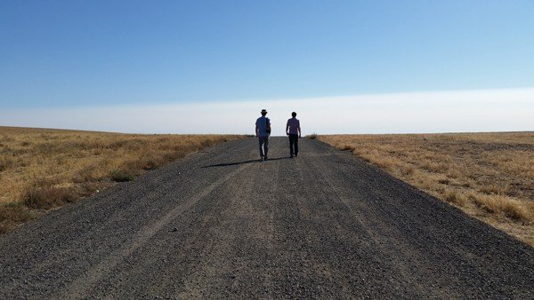 The Road to Prosser