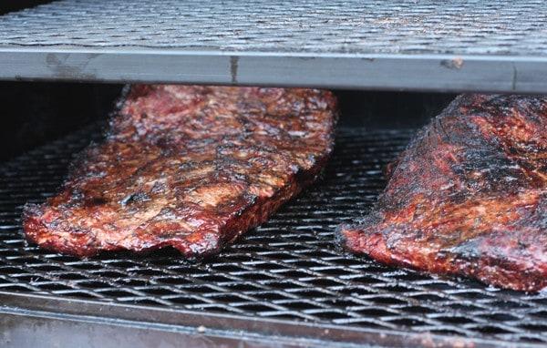 30-lbs of Smoked Brisket