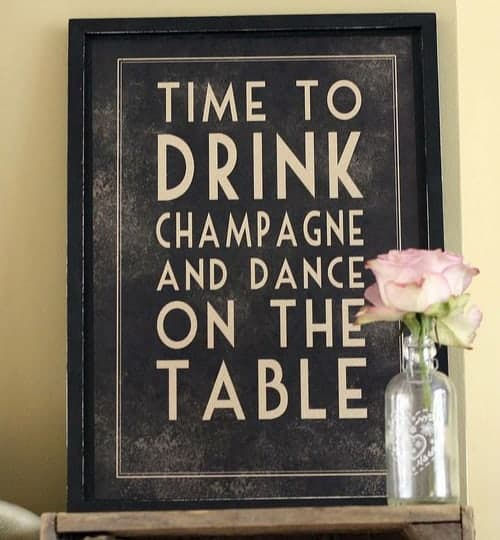 Drink-Champagne