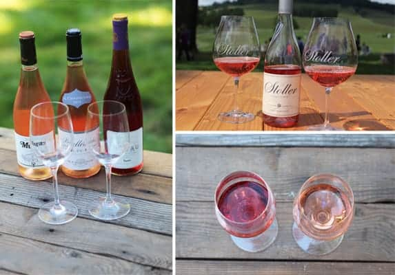 Friday Favorites — still rocking the rosé wines