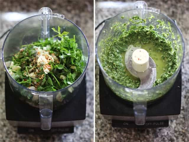 how to make cuban chimichurri sauce
