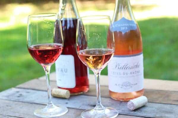 Rosé wines of the week