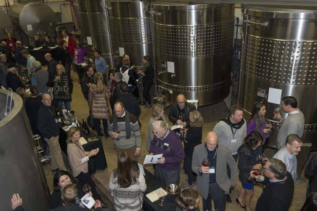 ¡Salud! Cuvée Tasting and Big Board Auction, held at Domaine Drouhin Oregon