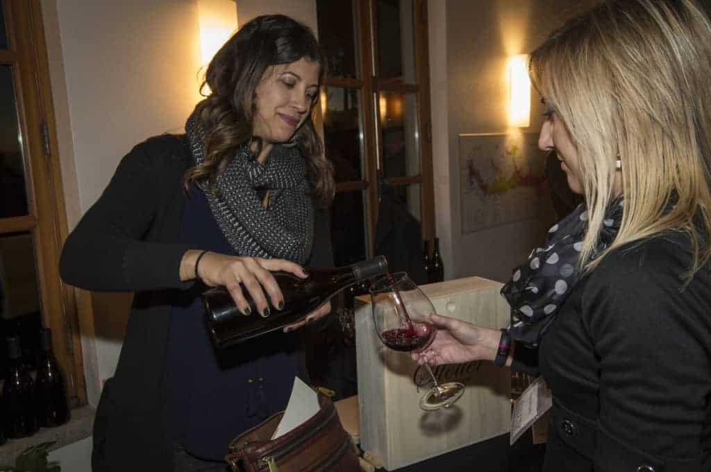 Melissa Burr, Winemaker Stoller Vineyards