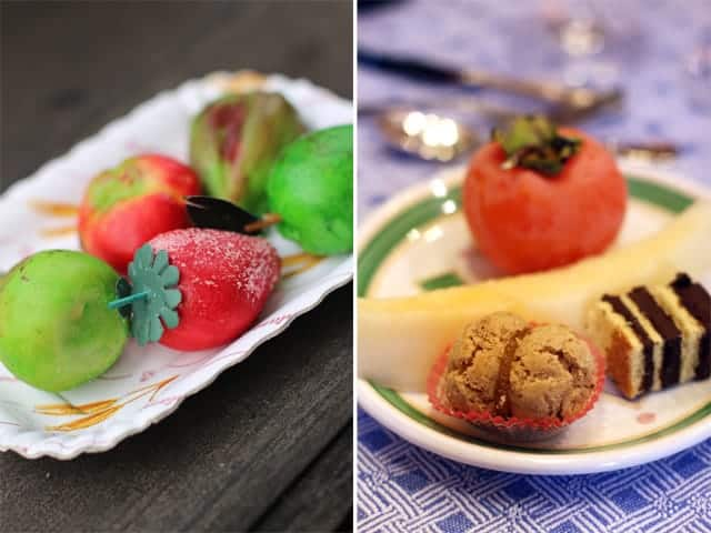 The sweet foods of Sicily