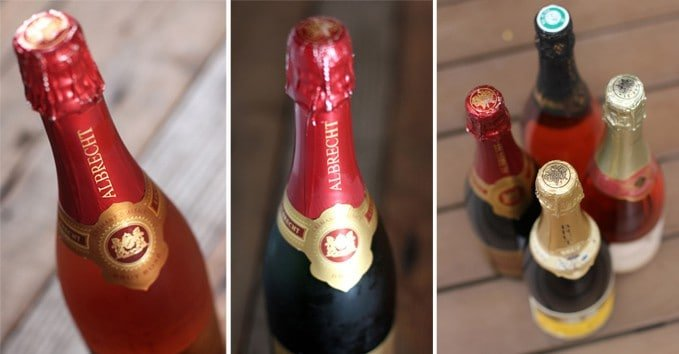 Sparkling Wines for the Holiday parties from Crémant d'Alsace