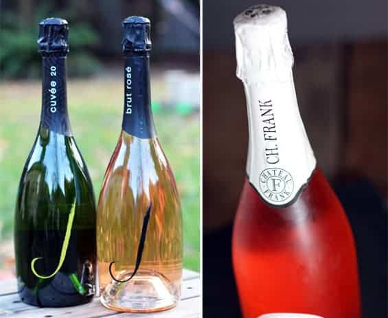 Sparkling Wines for the Holiday from the U.S.