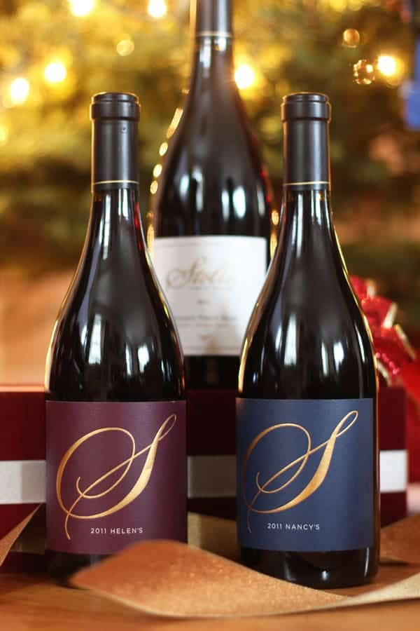 Stoller Family Estate Pinot Noirs make great Holiday Gifts