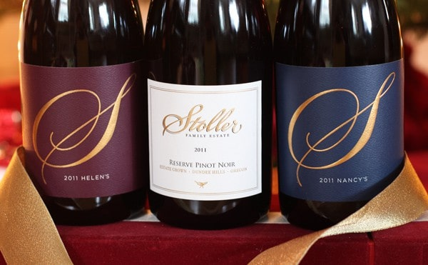 Stoller Family Estate Pinot Noirs