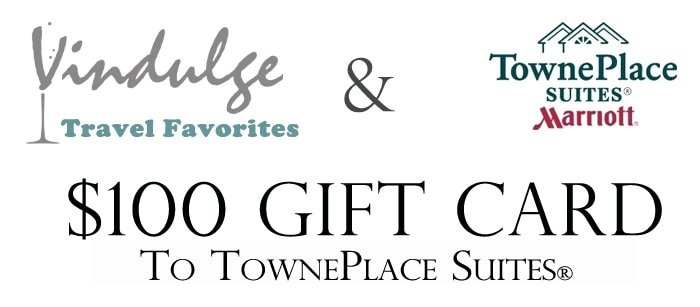 Vindulge $100 Giveaway to TownPlace Suites