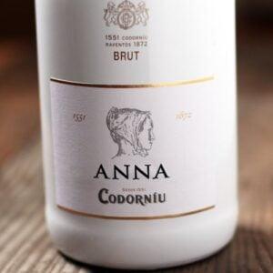 Anna de Codorníu Brut Cava NV (Penedès, Spain)