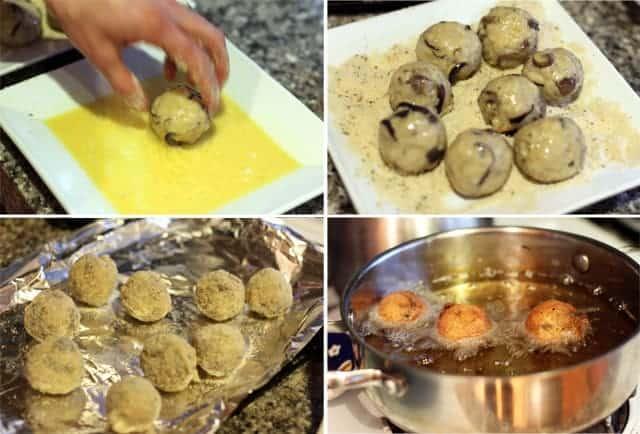 How to make Sicilian Arancini di Riso