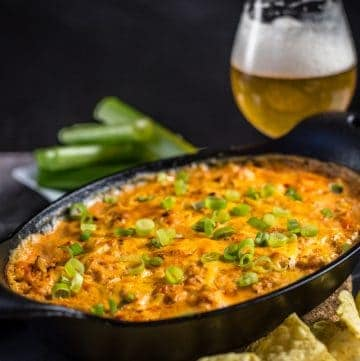 Buffalo Turkey Dip