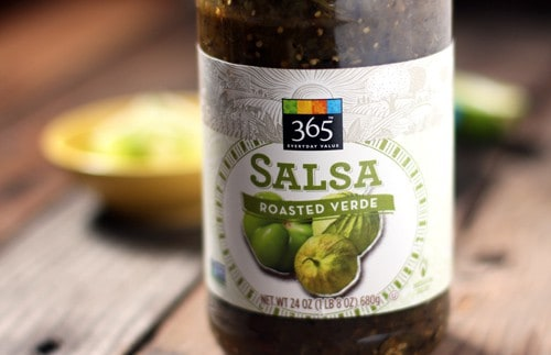 Whole Foods 365 Roasted Verde Salsa