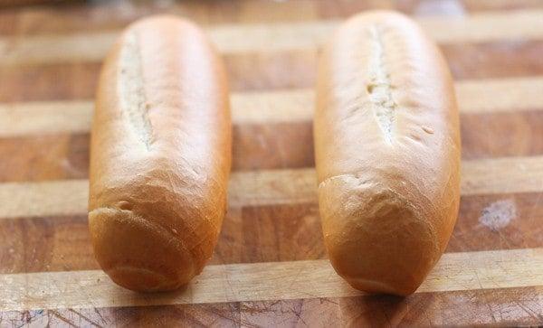 Bahn Mi rolls used for Cuban Sandwiches