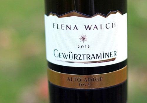 Elena Walch Gewurztraminer Alto Adige 2013