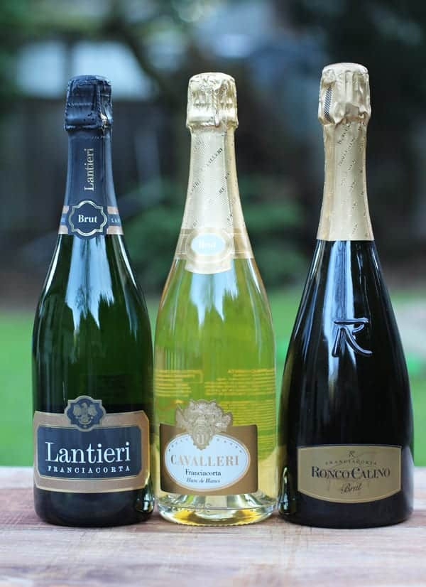 February Sparkling Wine Challenge Franciacorta