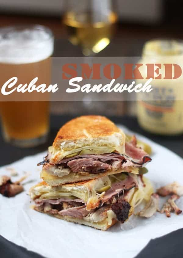 Smoked Cuban Sandwich