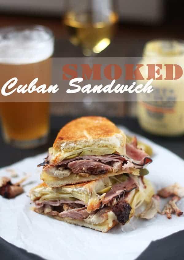 Smoked Cuban Sandwich