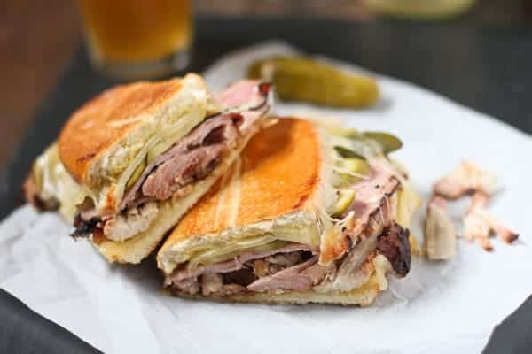 Smoked Pork Cubano