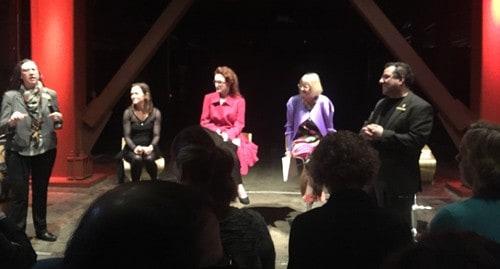 Wine Writers Symposium panel