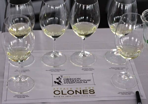 Oregon Chardonnay Symposium 2015