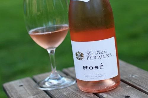 Saget La Petite Perriere Pinot Noir Rosé-2014